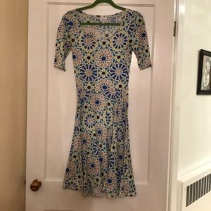 LuLaRoe Dresses - LulaRoe Nicole Dress Size XS